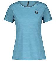 Scott Trail Run LT - maglia trail running - donna, Light Blue