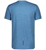 Scott Trail Run LT - Trailrunningshirt - Herren, Light Blue