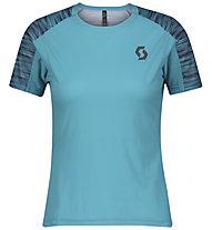 Scott Trail Run - Trailrunningshirt - Damen, Light Blue