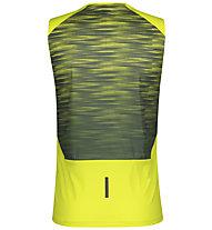 Scott Trail Run - top trail running - uomo, Yellow