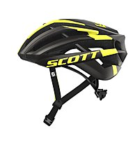 Scott Vanish 2 Radhelm, Black/Yellow RC