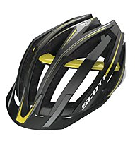 Scott Vanish Evo MTB, Black/Yellow Satin
