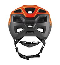 Scott Vivo Mountainbike-Helm, Orange Flash/Black