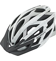 Scott Wit - Casco bici, White/Grey matt