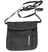 Sea to Summit Pocket Neck Pouch - Portadocumenti, Black