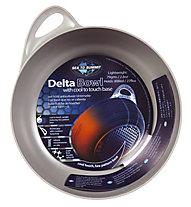 Sea to Summit Delta Bowl with Lid - scodella, Grey