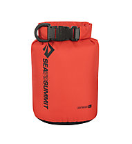 Sea to Summit Dry Sack Lightweight - sacca stagna, Red (1L)