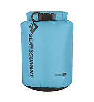 Sea to Summit Dry Sack Lightweight - sacca stagna, Blue (4L)