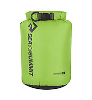 Sea to Summit Dry Sack Lightweight - sacca stagna, Green (4L)