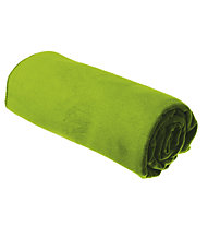 Sea to Summit Drylite Towel - asciugamani, Lime