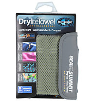 Sea to Summit Drylite Towel - Handtuch, Eucaliptus