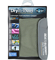 Sea to Summit Drylite Towel - Handtuch, Eucaliptus