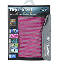 Sea to Summit Drylite Towel - Handtuch, Berry