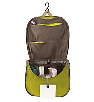 Sea to Summit Hanging Toiletry Bag - beautycase da campeggio, Lime