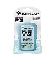 Sea to Summit Multi Purpose Outdoors Wash - sapone liquido, Light Blue