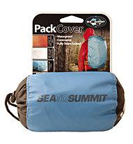 Sea to Summit Pack Cover - Regenschutz, Blue