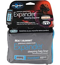 Sea to Summit Polycotton Stretch Liner Standard - saccoletto, Pacific