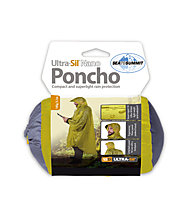 Sea to Summit Poncho Ultra-Sil Nano 15D - poncho, Green