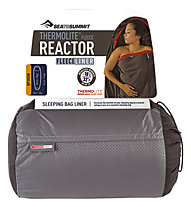Sea to Summit Reactor Thermolite Fleece - saccoletto, Grey