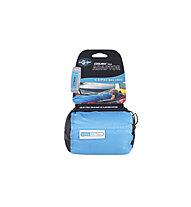 Sea to Summit Saccoletto Coolmax - sacco lenzuolo, Blue