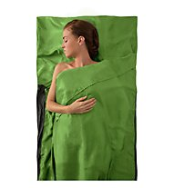 Sea to Summit Seta Stretch Panel Traveller - sacco lenzuolo, Green