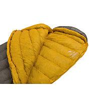 Sea to Summit Spark SpII - Daunenschlafsack, Dark Grey/Yellow