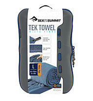Sea to Summit Tek Towel - Reisehandtuch, Dark Blue