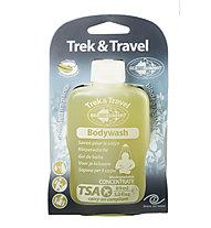 Sea to Summit Trek & Travel Pocket Body Wash - Seife, Yellow/White