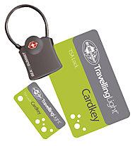 Sea to Summit TSA Travel Lock Cardkey - lucchetto per bagaglio, Green/Grey