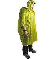 Sea to Summit Ultra-Sil Nano Tarp Poncho - telo, Green