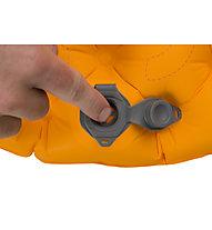Sea to Summit Ultra Light Insulated - selbstaufblasende Isomatte, Orange