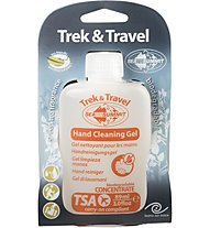 Sea to Summit Trek & Travel Pocket Hand Wash - sapone per mani, Yellow/White