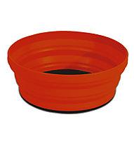 Sea to Summit X-Bowl - ciotola comprimibile, Red