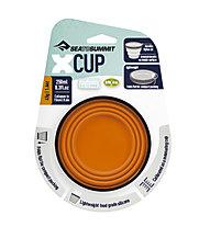 Sea to Summit X-Cup - tazza comprimibile, Orange
