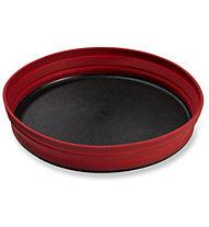Sea to Summit X-Plate - piatto comprimibile, Red