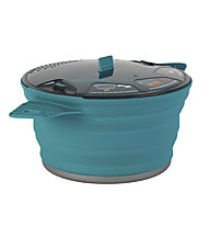 Sea to Summit X Pot Medium - Kochtopfset, Blue