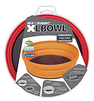 Sea to Summit XL-Bowl - Faltbare Schüssel, Red