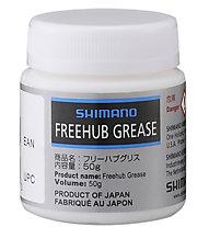 Shimano Freehub Grease 50 g - grasso per mozzo, White
