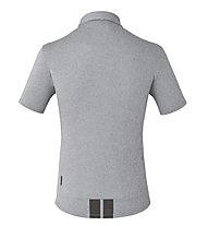 Shimano Transit Poloshirt - Radtrikot - Herren, Grey
