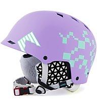 Shred Half Brain D-Lux SQ Air - casco freeride, Violet