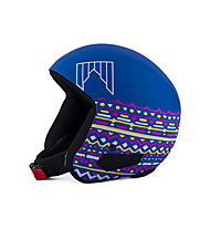 Shred Mega Brain Bucket Nix - Casco da sci, Navy Blue