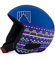 Shred Mega Brain Bucket Nix - casco da sci, Blue