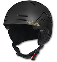 Shred Slam Cap Whyweshred - casco sci, Black