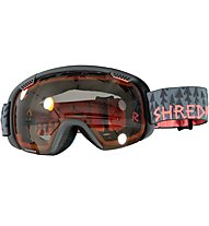 Shred Smartefy Forest Grey, Grey/Orange