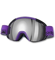 Shred Smartefy Gaper, Purple/Black