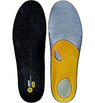 Sidas 3Feet High Merino - Einlegesohlen, Yellow/Grey