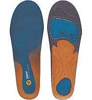 Sidas Cushioning Gel 3D - solette, Orange/Blue