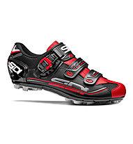 Sidi Eagle 7 MTB-Schuh, Black/Red
