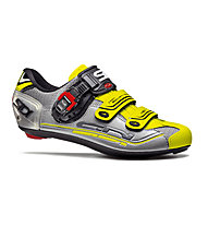 Sidi Genius 7 Rennradschuh, Grey/Yellow
