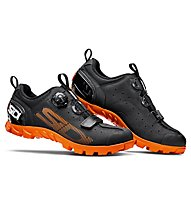 Sidi MTB SD 15 - scarpe bici MTB - uomo, Black/Orange